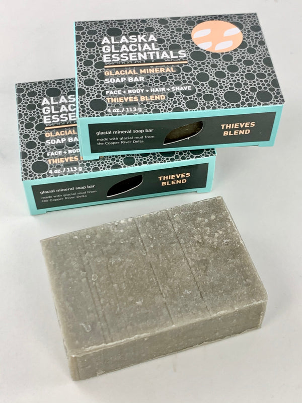 Glacial Mineral Soap Thieves Blend
