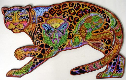 Jaguar Puzzle by Sue Coccia