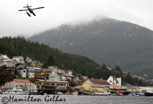 Ketchikan, Alaska Landing Strip