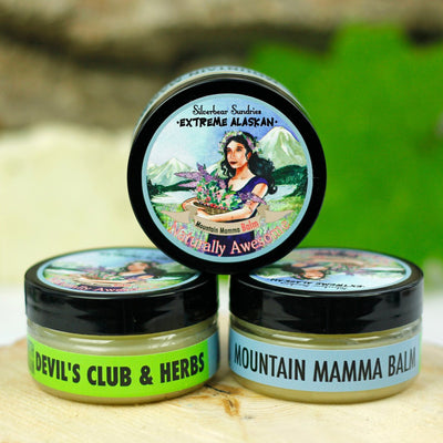 Devils Club Salve - Mountain Mamma's