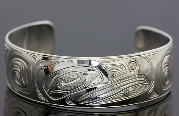 "Eagle 3/4"" Bracelet by Joe Wilson"