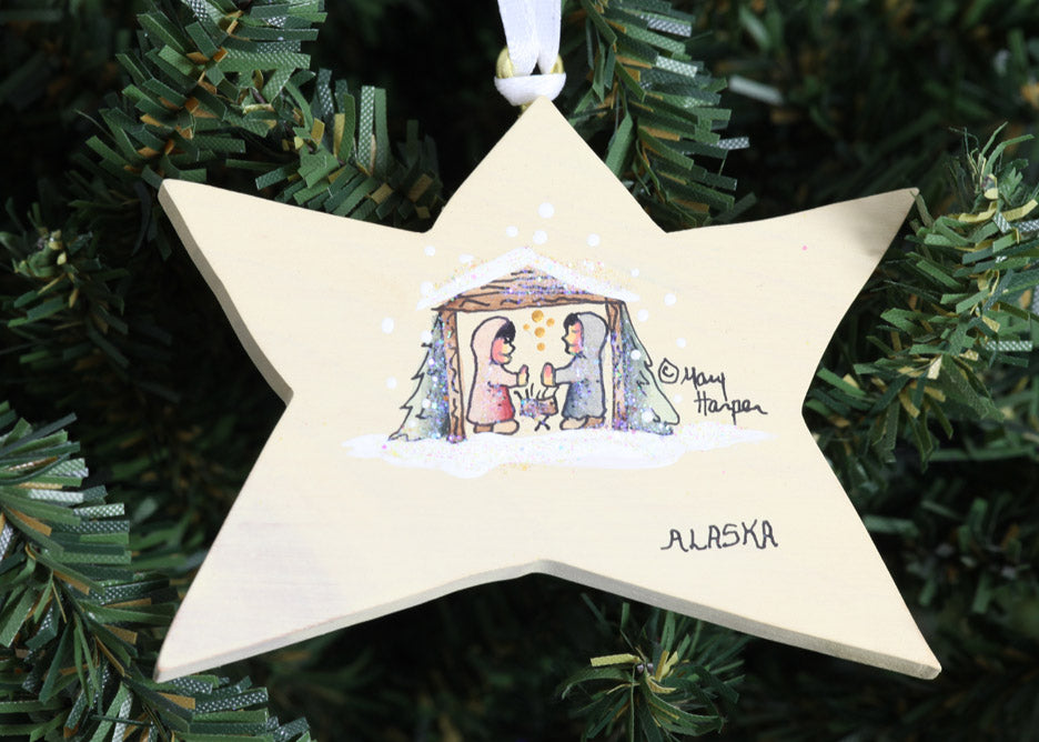 Star (Nativity) Ornament