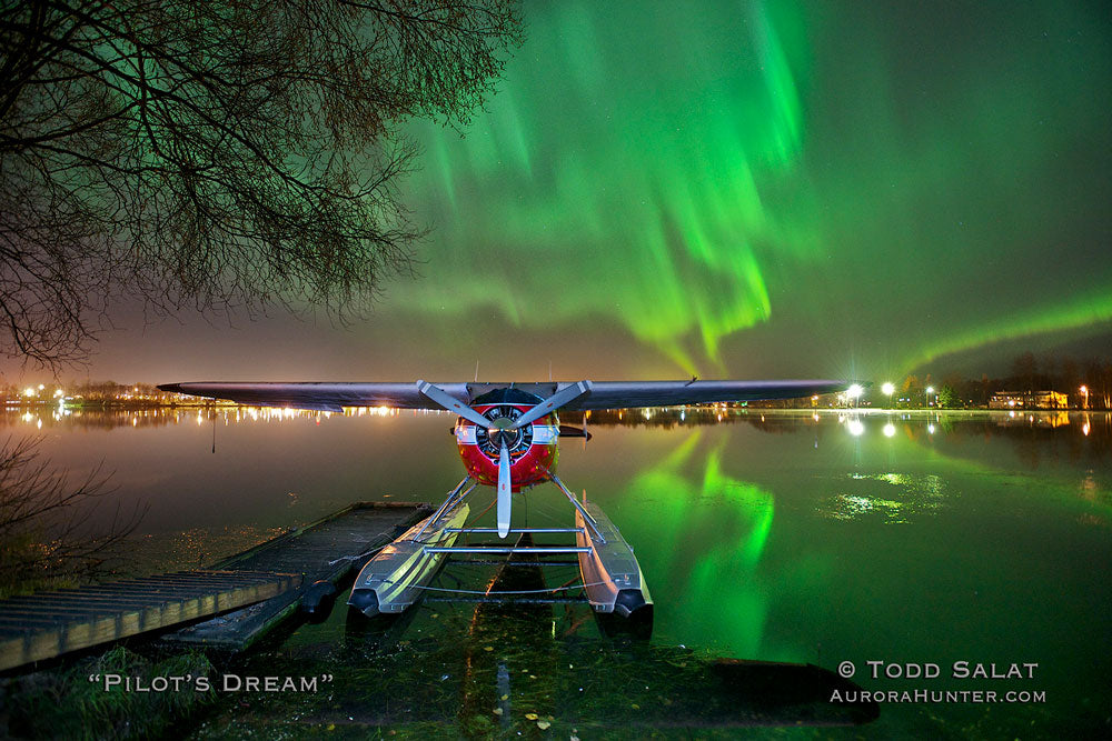 Pilots Dream by Todd Salat