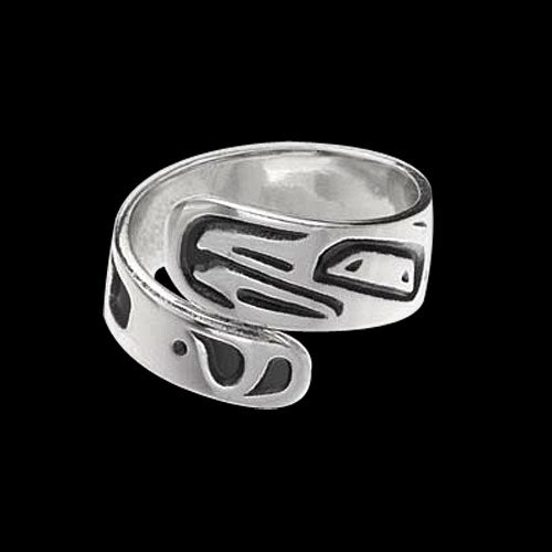 Raven Small Ring