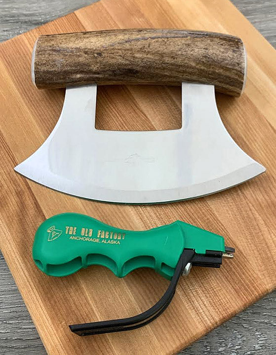 Ulu Knife Sharpener