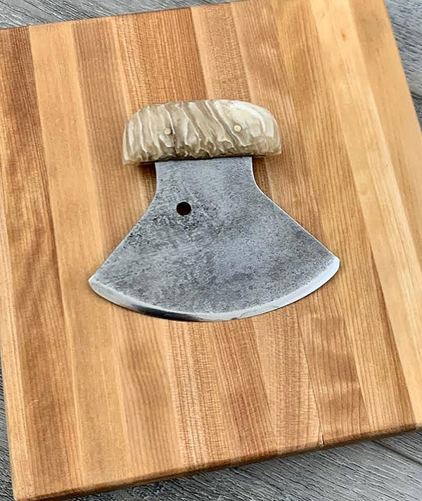Shop Ulu with Musk Ox Horn