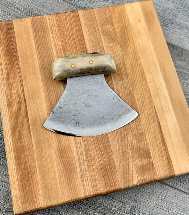 Shop Ulu with Caribou Antler