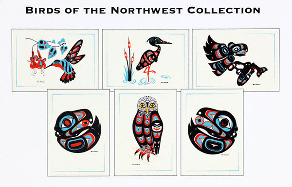 Birds of the Northwest Collection