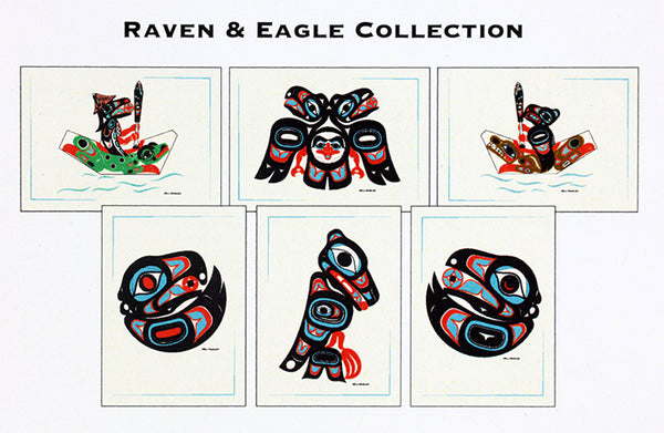 Raven & Eagle Collection