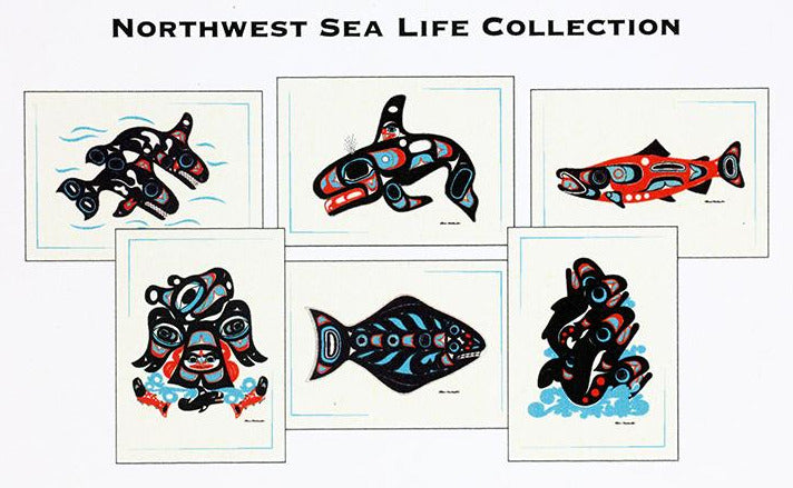 Northwest Sea Life Collection