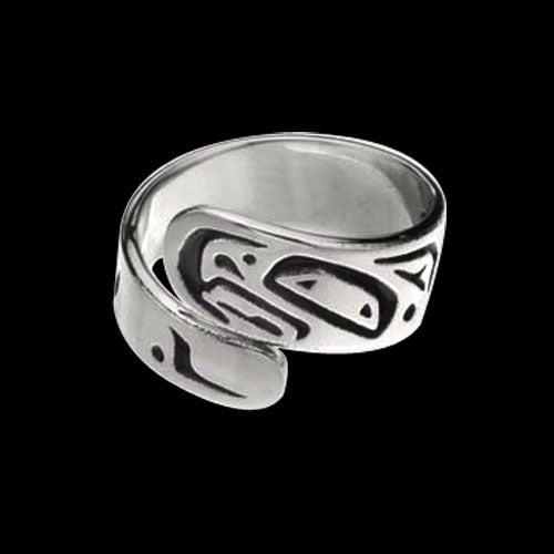 Eagle Small Ring