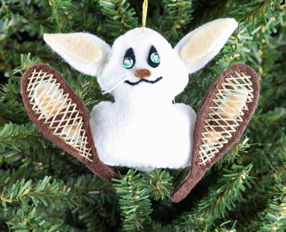 Snowshoe Hare Ornament