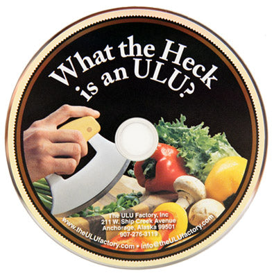 DVD What the Heck is an Ulu?
