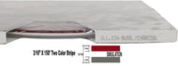 "UltraLite 2 Color 3/16"" x 150' Roll Duel Color Auto Accent Pinstripe stripe"