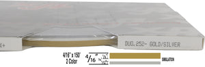 "Duo-Tone-0204-Auto-Customizing-2-Color Dual Pinstripe-4/16""x150'"