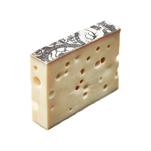 Raw Cows Milk Emmentaler Cheese