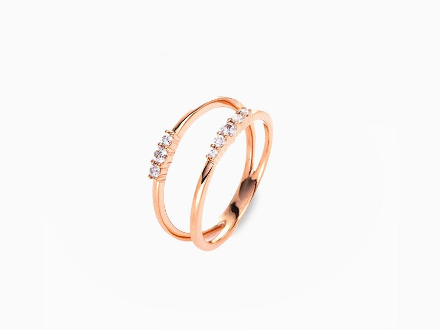 CLAIRE Twin Ring
