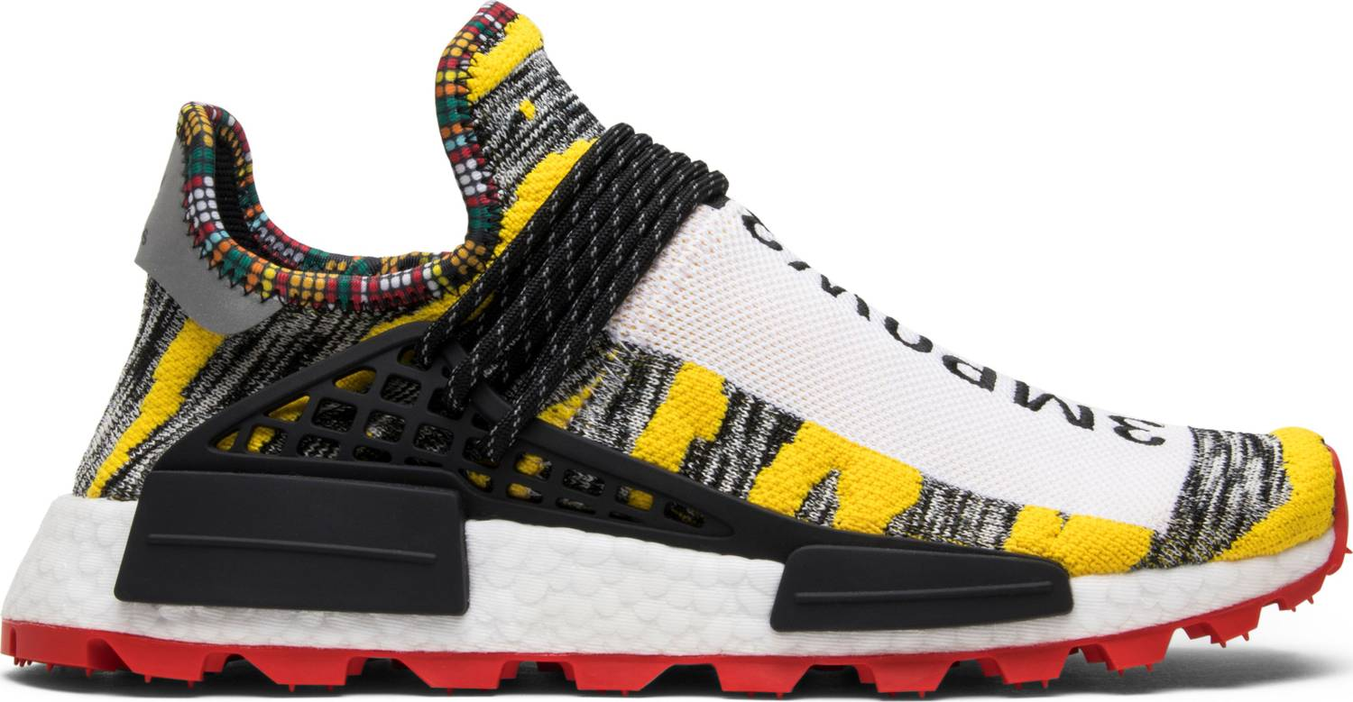 Where To Buy Pharrell x adidas NMD Hu China Exclusive