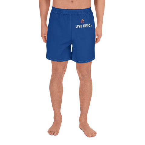 EPIC Men's Athletic Long Shorts