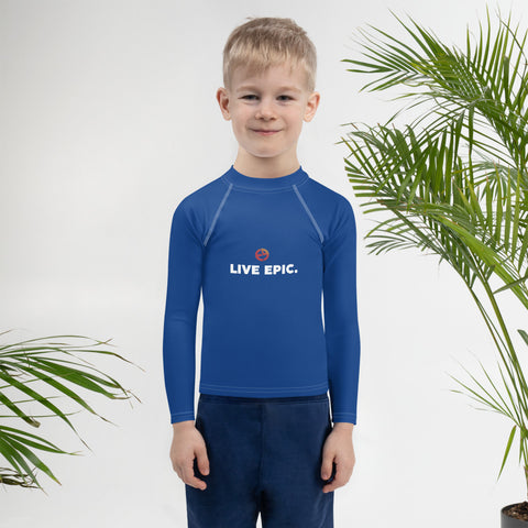 EPIC Kids Rash Guard