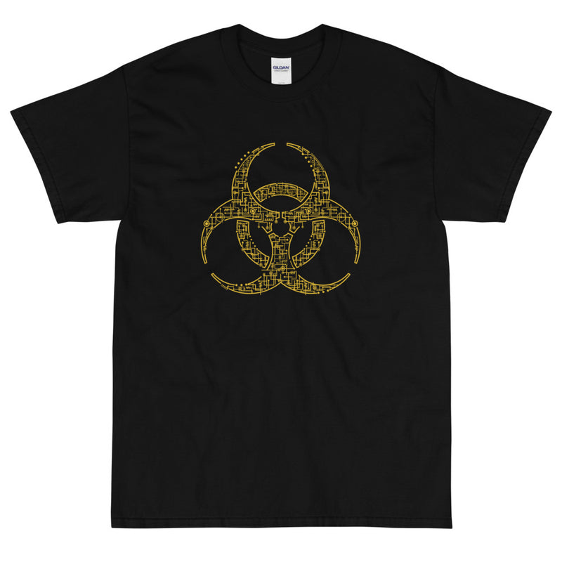Biohazard Short Sleeve T-Shirt