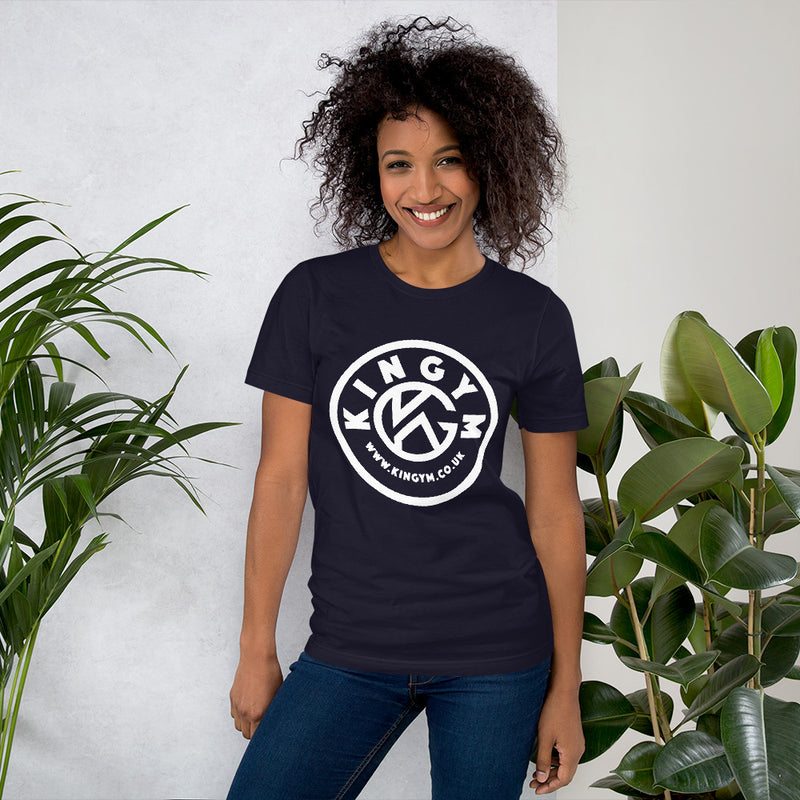Kg Monogram Short-Sleeve Women T-Shirt
