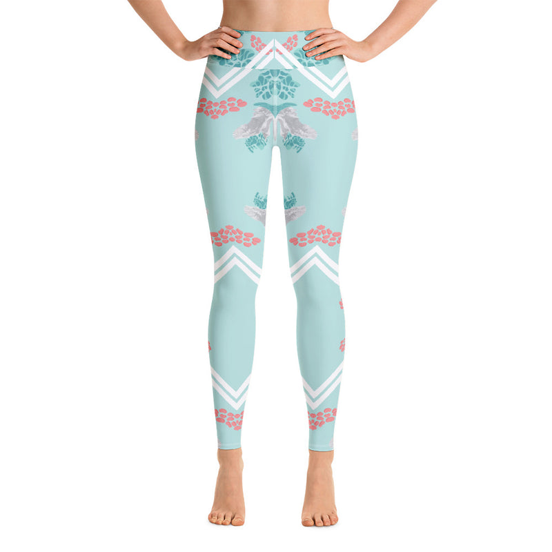 Nature Yoga Leggings