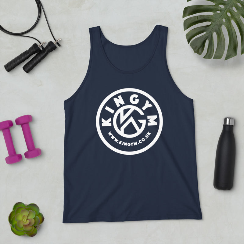 KG Monogram Men Tank Top