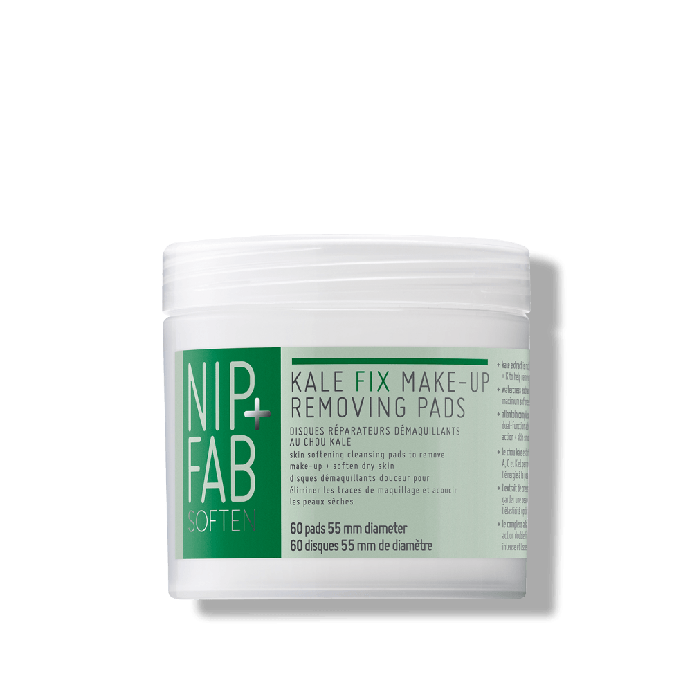 KALE FIX MAKE-UP REMOVING PADS - Nipandfab.gr