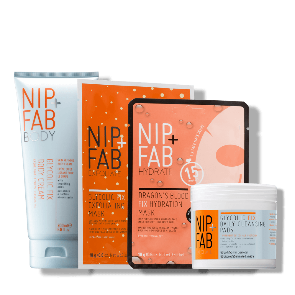 WEEKEND PAMPER KIT - Nipandfab.gr