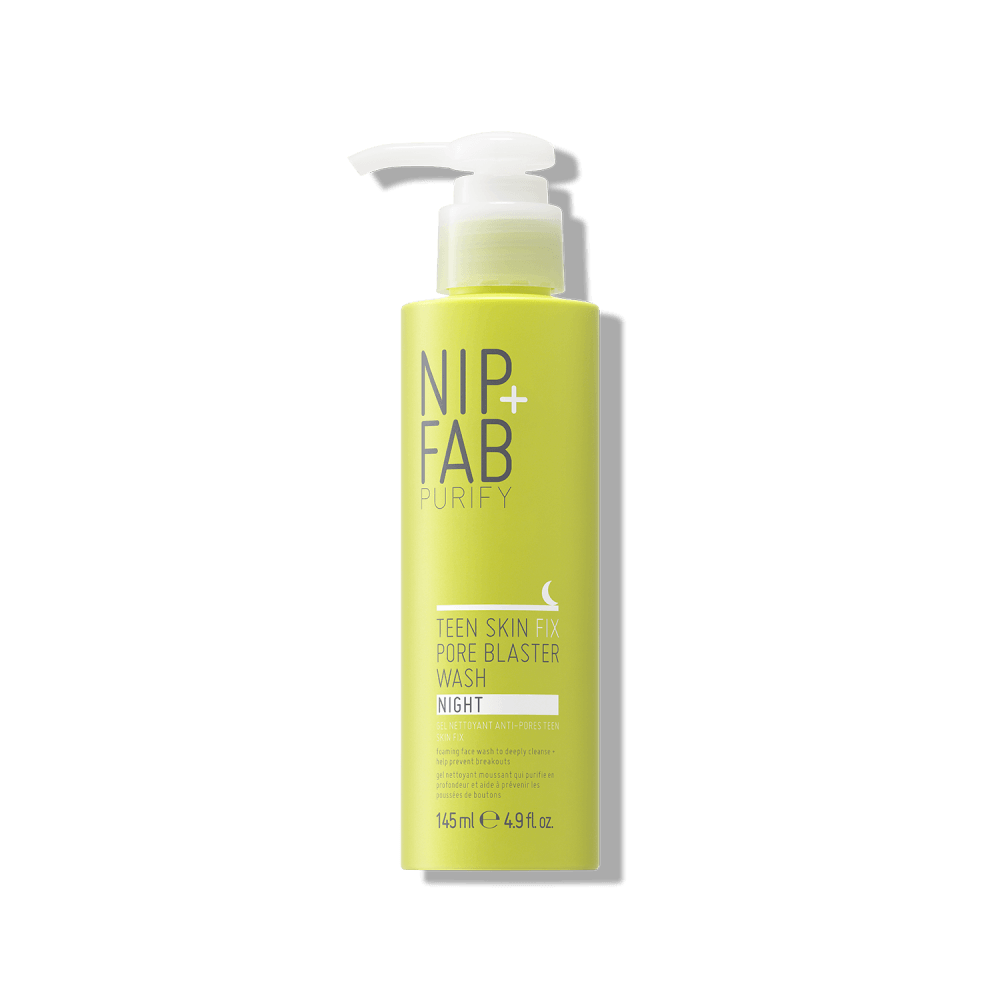 TEEN SKIN FIX PORE BLASTER WASH NIGHT - Nipandfab.gr
