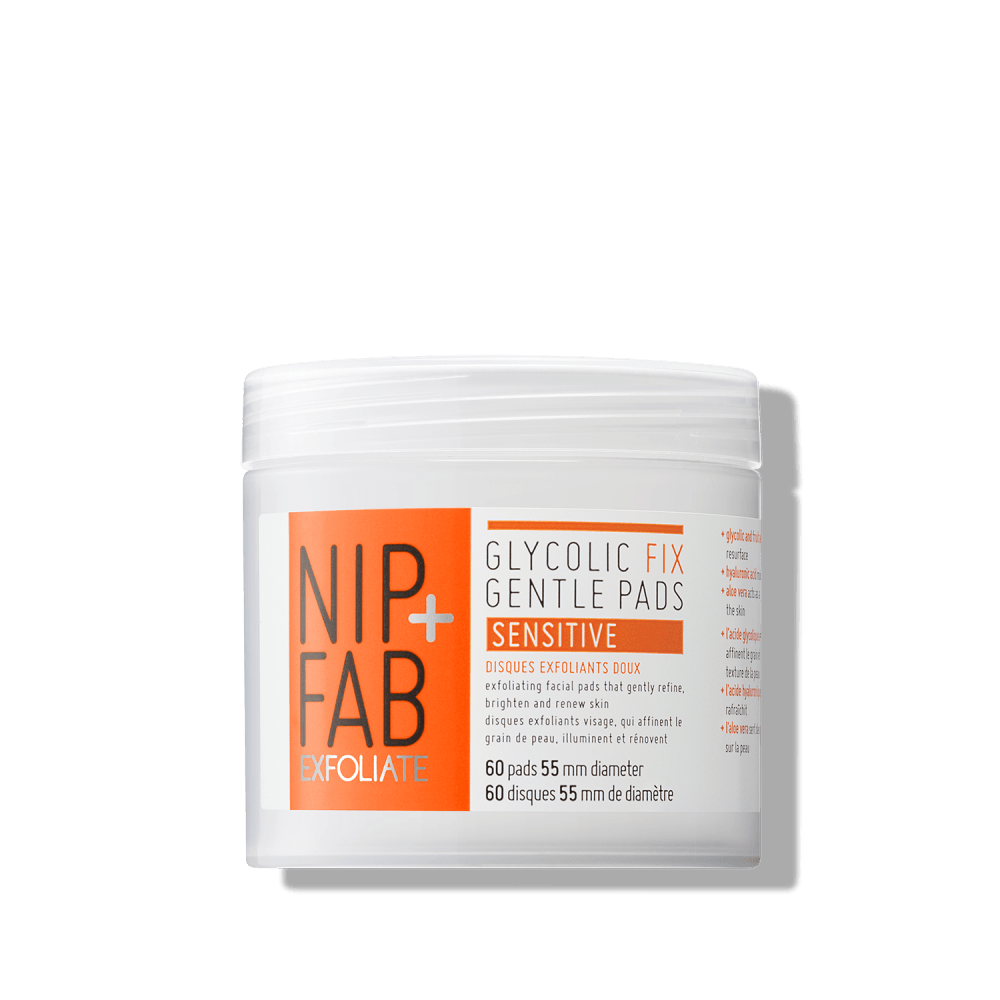 GLYCOLIC FIX GENTLE PADS