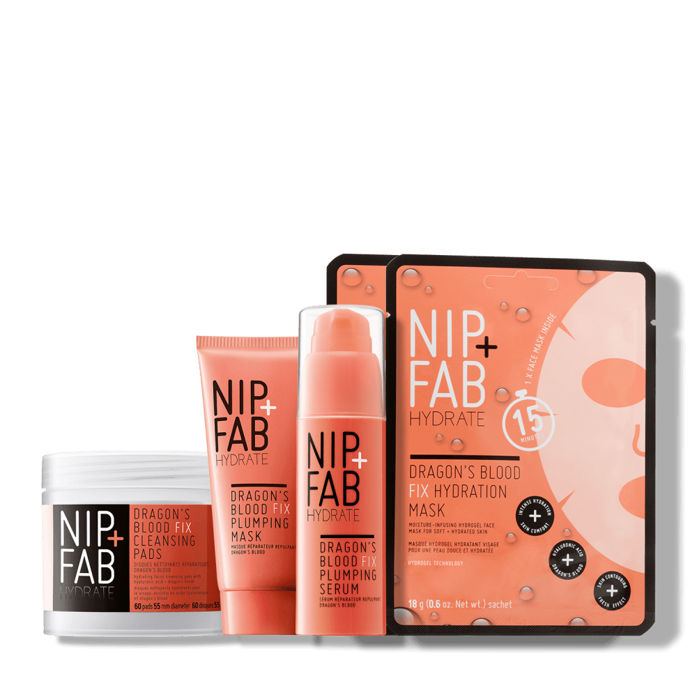 DRAGON'S BLOOD SUMMER 2019 HYDRATION KIT - Nipandfab.gr