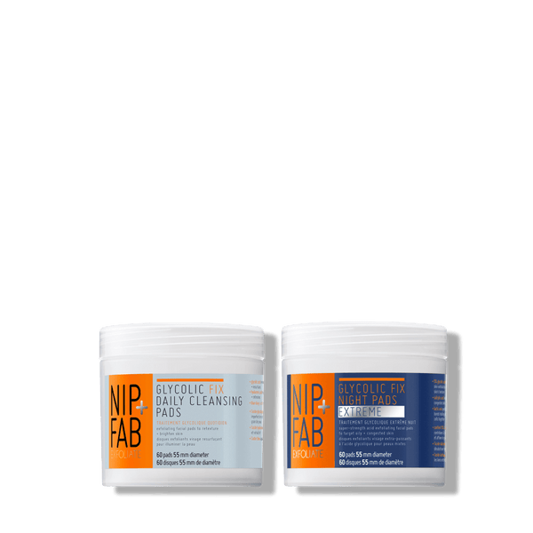 GLYCOLIC FIX DAY AND NIGHT DUO