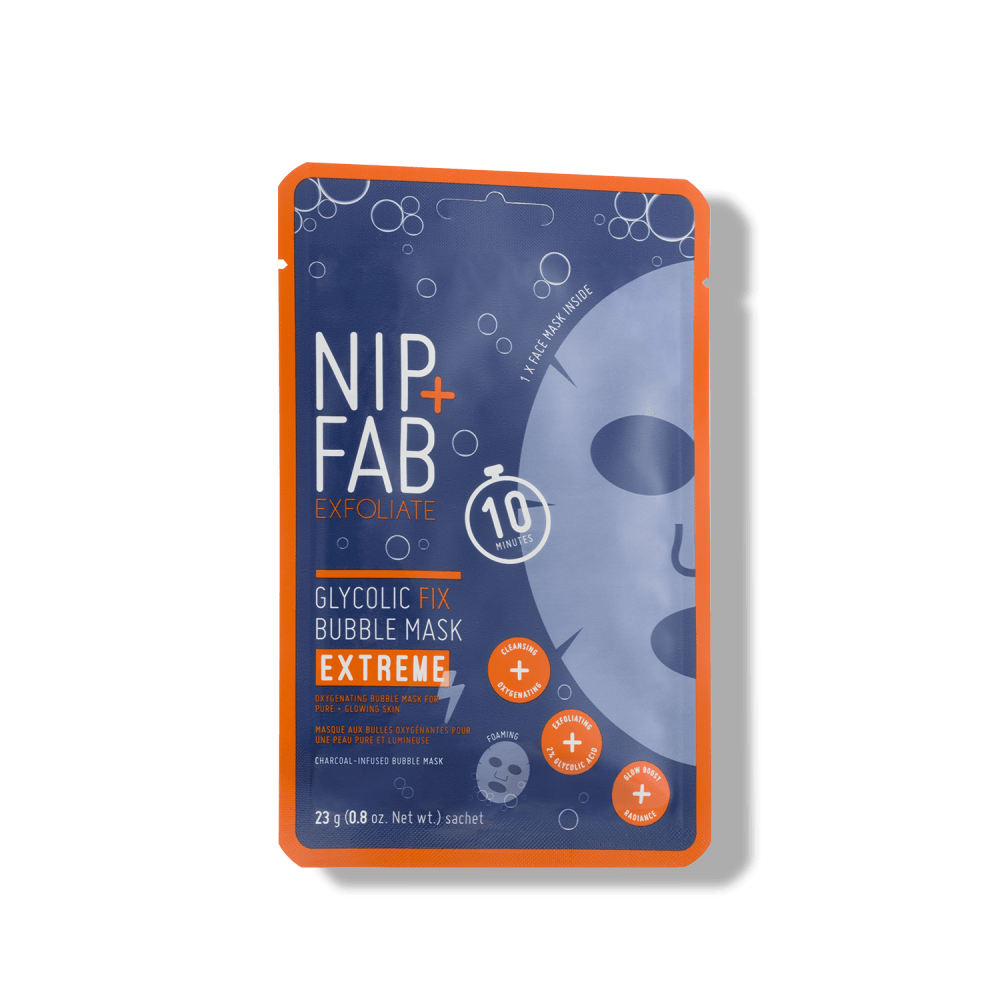 GLYCOLIC FIX BUBBLE SHEET MASK EXTREME