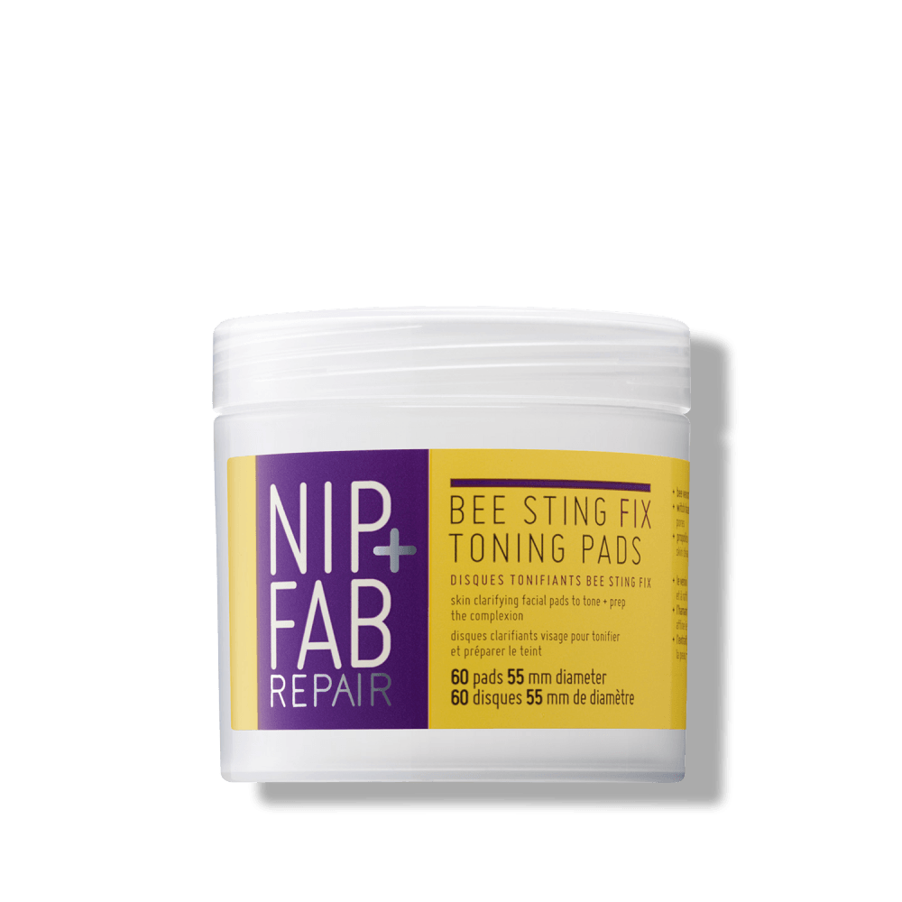 BEE STING FIX TONING PADS
