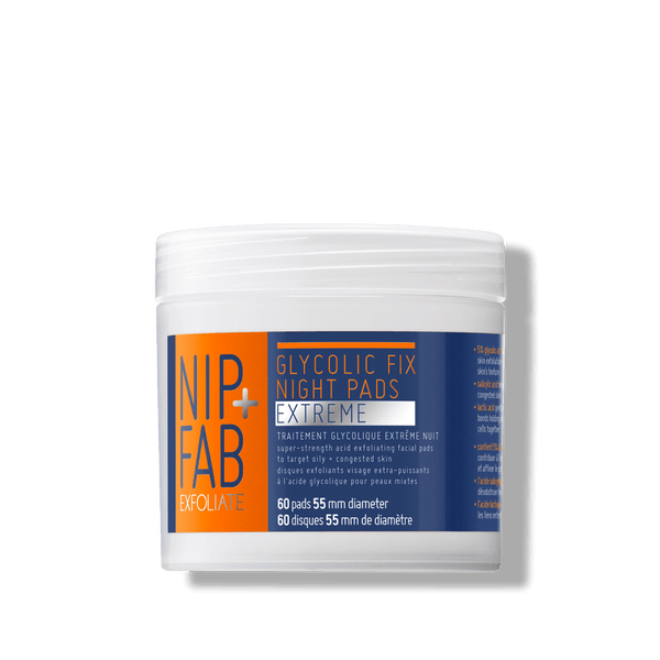 GLYCOLIC FIX NIGHT PADS EXTREME - Nipandfab.gr