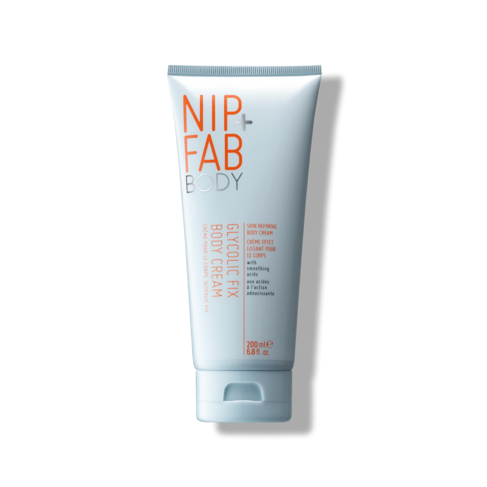 GLYCOLIC FIX BODY CREAM 200ml - Nipandfab.gr
