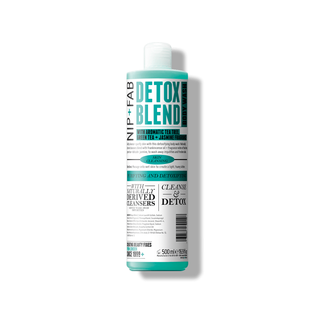 DETOX BLEND BODY WASH - Nipandfab.gr