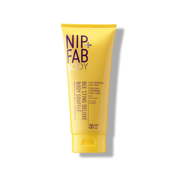 BEE STING DELUXE FIX BODY SOUFFLE 200ml κρέμα σώματος - Nipandfab.gr
