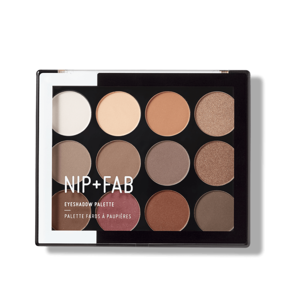 EYESHADOW PALETTE SCULPTED - Nipandfab.gr