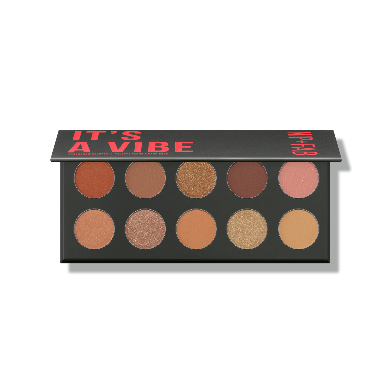 IT'S A VIBE EYESHADOW PALETTE - Nipandfab.gr