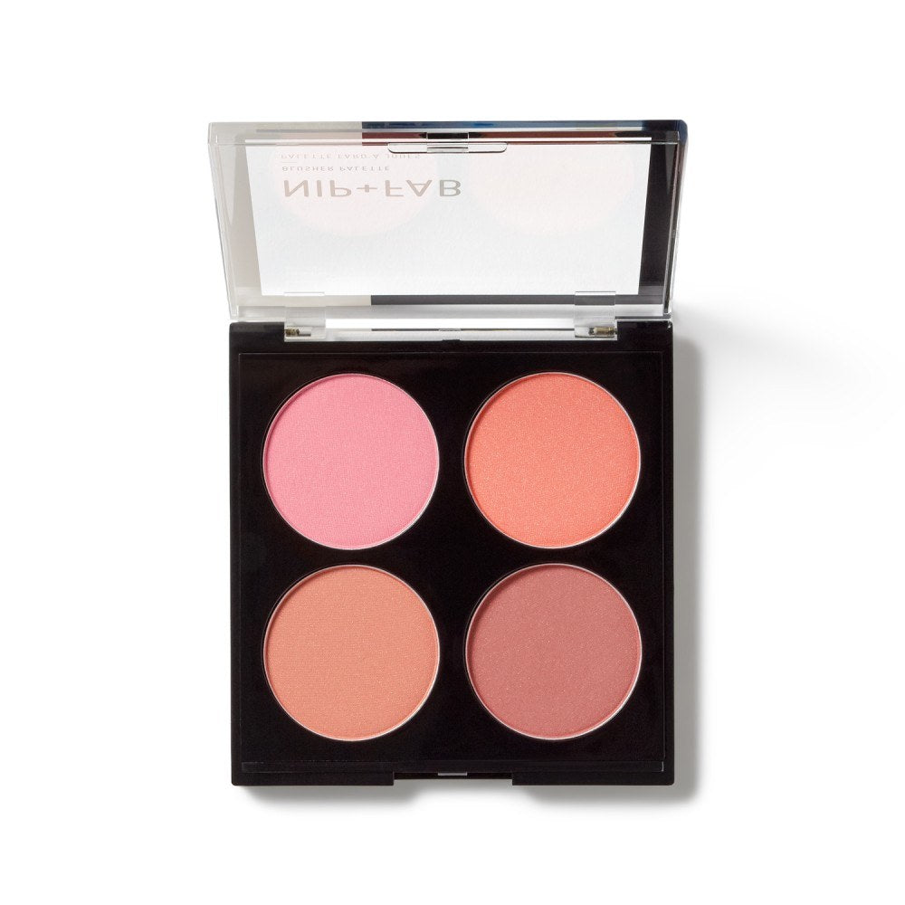 BLUSHER PALETTE BLUSHED ρουζ παλέτα