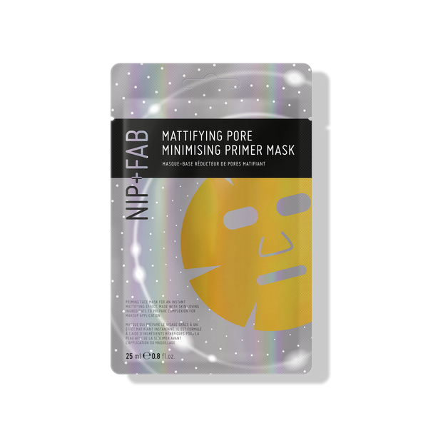 MATTIFYING PORE MINIMISING PRIMER SHEET MASK