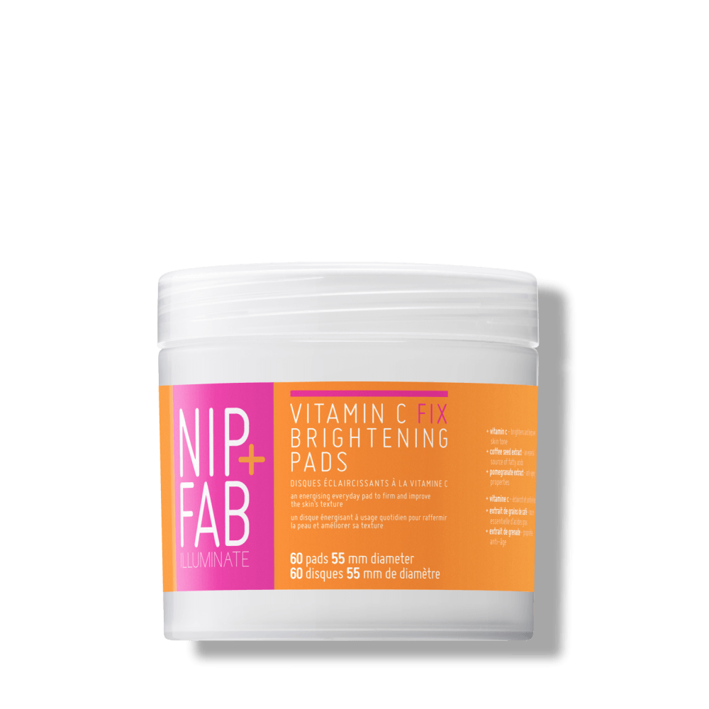 VITAMIN C FIX BRIGHTENING PADS - Nipandfab.gr