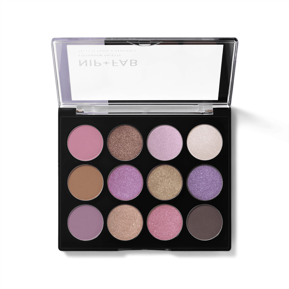 EYESHADOW PALETTE WONDERLAND παλέτα σκιών