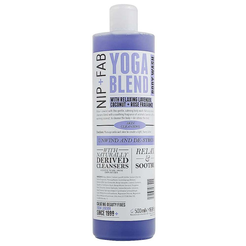 YOGA BLEND BODY WASH