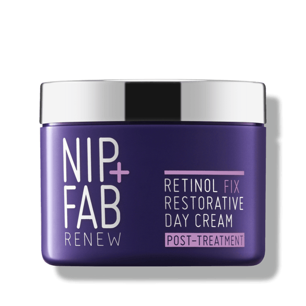 RETINOL FIX RESTORATIVE DAY CREAM - Nipandfab.gr