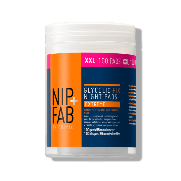 GLYCOLIC FIX NIGHT PADS EXTREME XXL - Nipandfab.gr