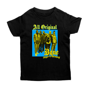 "KIDS All Original Tee ""Black"""